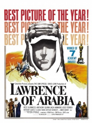 Lawrence of Arabia movie poster (1962) poster MOV_24b055ca