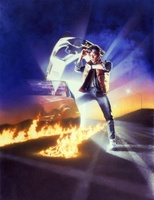 Back to the Future movie poster (1985) picture MOV_24b29fe6