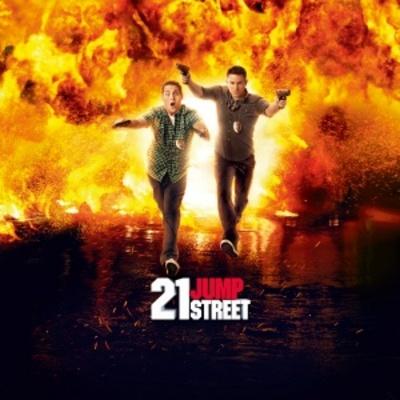 21 Jump Street movie poster (2012) poster MOV_24b93e63