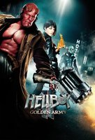 Hellboy II: The Golden Army movie poster (2008) picture MOV_24bdb55a