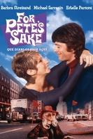 For Pete's Sake movie poster (1974) picture MOV_24be8eef
