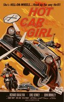 Hot Car Girl movie poster (1958) picture MOV_24c4d845