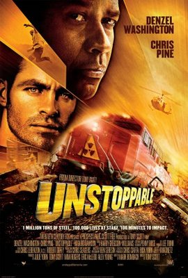 Unstoppable movie poster (2010) poster MOV_24c5d1b5