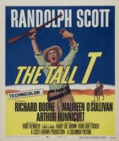 The Tall T movie poster (1957) picture MOV_24c87a58