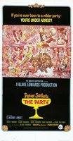 The Party movie poster (1968) picture MOV_24ca20cf