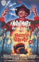 A Nightmare On Elm Street Part 2: Freddy's Revenge movie poster (1985) picture MOV_24ca2bf5
