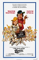 The Bad News Bears movie poster (1976) picture MOV_24cee92f