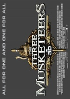 The Three Musketeers movie poster (2011) picture MOV_24d02b8f