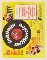 Teenage Millionaire movie poster (1961) picture MOV_24d1e008