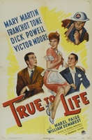 True to Life movie poster (1943) picture MOV_24d58ad9