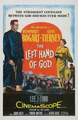 The Left Hand of God movie poster (1955) poster MOV_24d5adfa