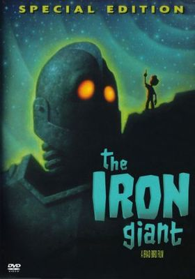 The Iron Giant movie poster (1999) poster MOV_24da6112
