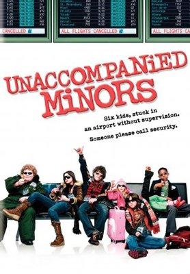 Unaccompanied Minors movie poster (2006) poster MOV_24e91f1f