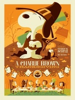 A Charlie Brown Thanksgiving movie poster (1973) picture MOV_24ef396b