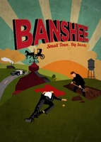 Banshee movie poster (2013) picture MOV_24f47833