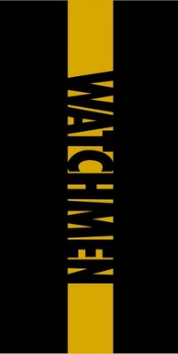 Watchmen movie poster (2009) poster MOV_24f67fdb