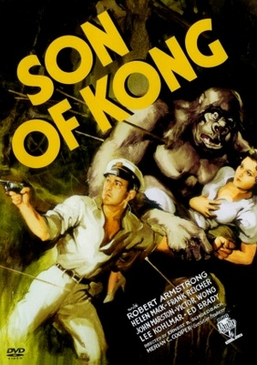 The Son of Kong movie poster (1933) poster MOV_24fcf29d