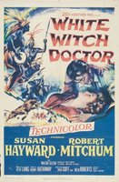 White Witch Doctor movie poster (1953) picture MOV_24fd3b44