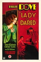 The Lady Who Dared movie poster (1931) picture MOV_2508a83b