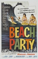 Beach Party movie poster (1963) picture MOV_25114c55