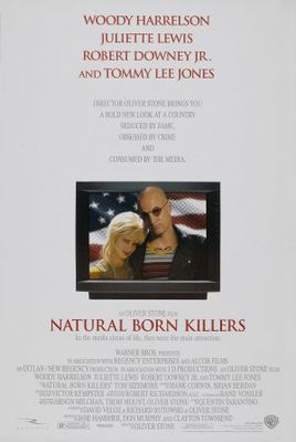 Natural Born Killers movie poster (1994) poster MOV_2511c6f6
