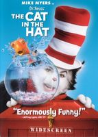The Cat in the Hat movie poster (2003) picture MOV_25163a48