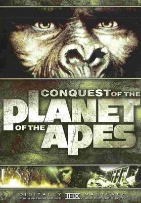 Conquest of the Planet of the Apes movie poster (1972) poster MOV_2519d837
