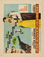 The Killer Is Loose movie poster (1956) picture MOV_251bce2e