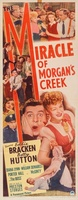The Miracle of Morgan's Creek movie poster (1944) picture MOV_251f879f