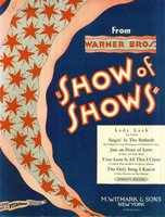 The Show of Shows movie poster (1929) picture MOV_2520a716