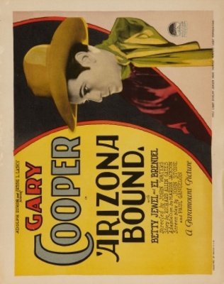 Arizona Bound movie poster (1927) poster MOV_25278899