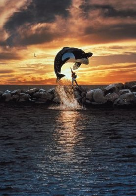Free Willy movie poster (1993) poster MOV_252cf274