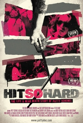 Hit So Hard movie poster (2011) poster MOV_2537e773