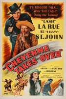 Cheyenne Takes Over movie poster (1947) picture MOV_253cc353