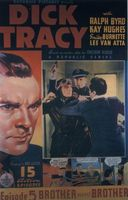 Dick Tracy movie poster (1937) picture MOV_25423860