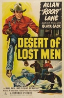 Desert of Lost Men movie poster (1951) picture MOV_2542bb61