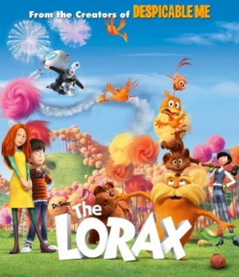 The Lorax movie poster (2012) poster MOV_25461d1c