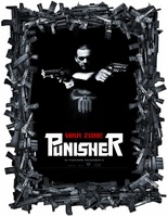Punisher: War Zone movie poster (2008) picture MOV_2548bd4e