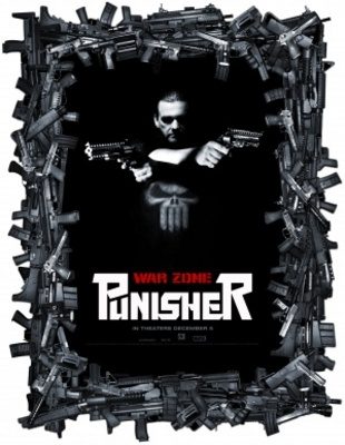 Punisher: War Zone movie poster (2008) poster MOV_2548bd4e