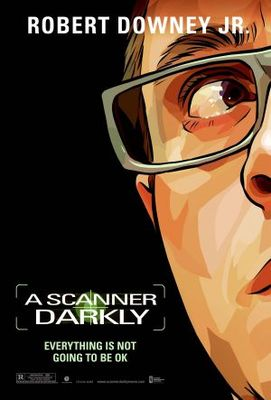 A Scanner Darkly movie poster (2006) poster MOV_2548e235