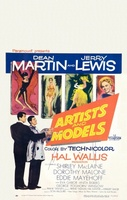 Artists and Models movie poster (1955) picture MOV_254c566e