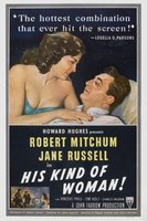His Kind of Woman movie poster (1951) picture MOV_254d9caa