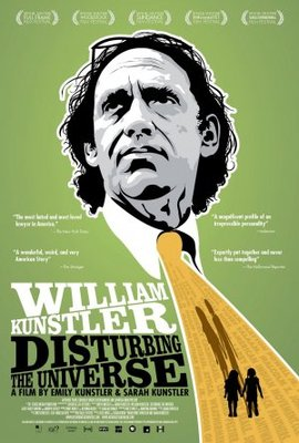 William Kunstler: Disturbing the Universe movie poster (2009) poster MOV_2551380a