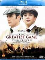 The Greatest Game Ever Played movie poster (2005) picture MOV_255e2d8e