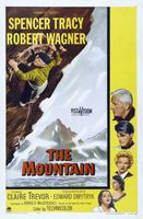 The Mountain movie poster (1956) picture MOV_255f6c0d