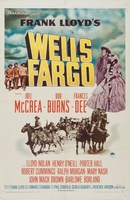 Wells Fargo movie poster (1937) picture MOV_52deced0