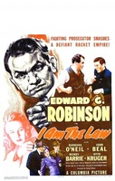 I Am the Law movie poster (1938) picture MOV_255f8459
