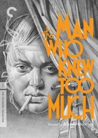 The Man Who Knew Too Much movie poster (1934) picture MOV_2567889a