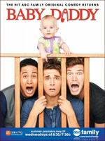 Baby Daddy movie poster (2012) picture MOV_256da3e0