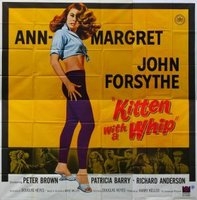 Kitten with a Whip movie poster (1964) picture MOV_2579bcb6
